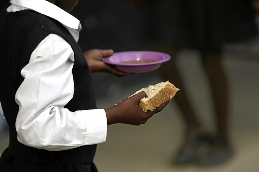 Learners in three areas have been asked to bring lunch to school as  the supplier claims he failed  to supply food due  lack of capacity.