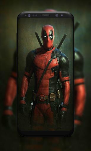 Deadpool 2 Wallpapers HD 4K 2018 Screenshot 1