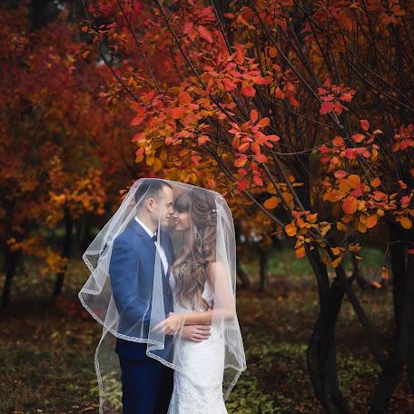Wedding photographer Elena Novikova (milkylena). Photo of 29.11.2017