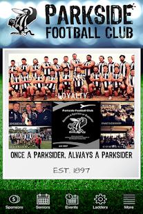Parkside Football Club - náhled