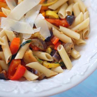 Vegetable Medley Pasta Recipe