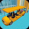 Shopping Mall Car Driving - Supermarket Car Sim icon