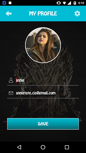 Quizy Game of Thrones  screenshots 3