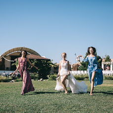 Wedding photographer Vitaliy Belov (beloff). Photo of 21.08.2018