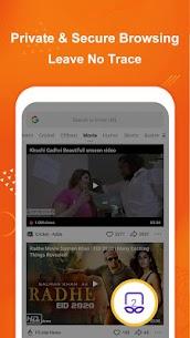 UC Browser Mini- Download Video Status & Movies 4