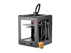 Monoprice Maker Ultimate Fully Assembled 3D Printer