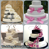 Wedding Cakes Ideas
