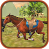 Cowboy Horse Racing Simulator