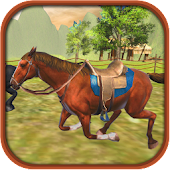 Cowboy Horse Racing Simulator - World Championship