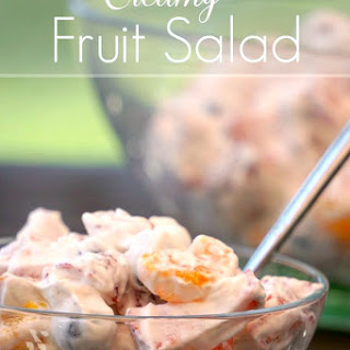 Easy Fruit Salad.