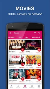 nexGTv SD Live TV on Mobile 3.5.1 Mod APK Updated Android 3