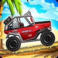 SUV Safari Racing: Desert Storm Adventure