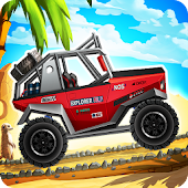 SUV  Safari Racing: Desert Storm Adventure