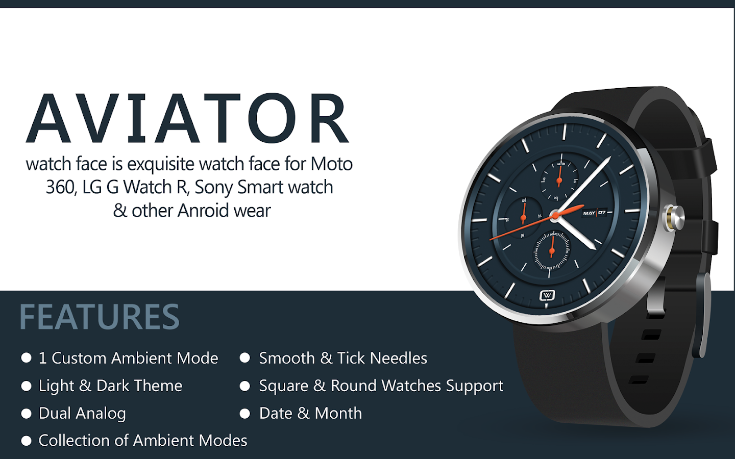 aviator hd watch face   android apps on google play