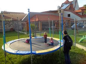 Photo: Farní zahrada v Líšni