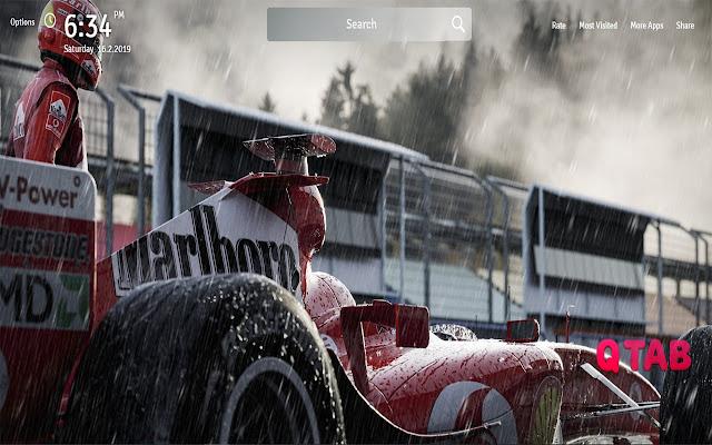 Ferrari Wallpapers Theme Ferrari New Tab