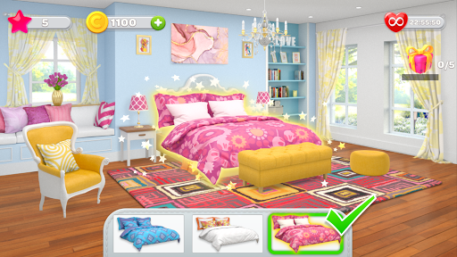 Télécharger Gratuit Home Design : Miss Robins Home Makeover Game mod apk screenshots 3