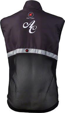 All-City Team Men's Vest: Black/Red/Blue alternate image 0