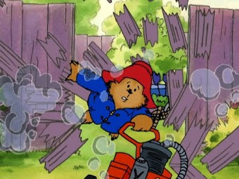 Paddington Breaks the Peace/Paddington Takes Off/Trouble at Number Thirty-Two