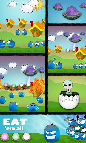 android Eat em All - The Puzzle Game Screenshot 4