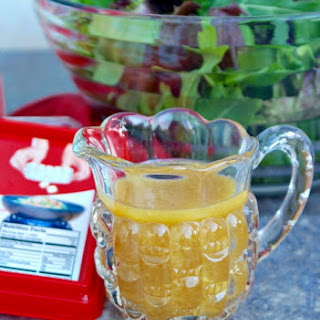 No Sugar Vinaigrette Recipes