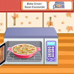 Green Bean Casserole Cooking Icon