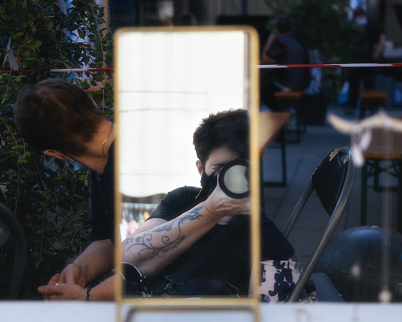"""""""Mirror and mirrorless..."""" di monicar6"""
