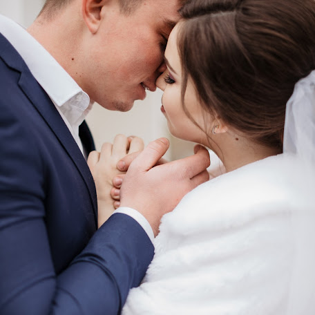 Wedding photographer Tanya Voropaeva (makaroha). Photo of 07.12.2017