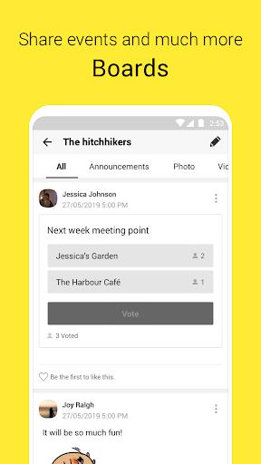 KakaoTalk: Free Calls & Text 8.4.0 screenshots 2
