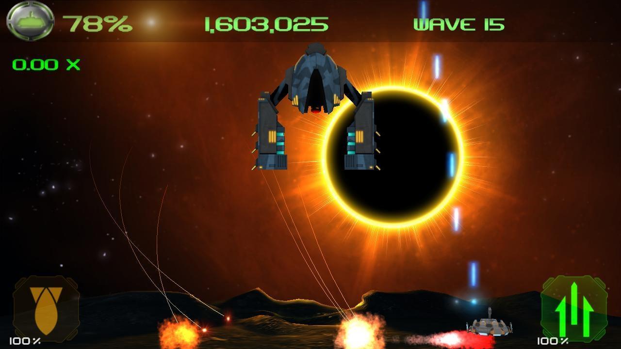 Alpha Wave- screenshot