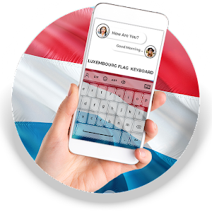 Luxembourg Flag Keyboard - Elegant Themes APK Download for Android