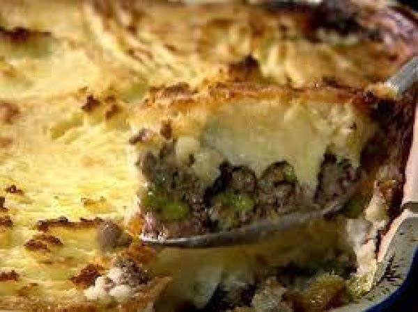 Quick And Easy Shepherd's Pie Recipe