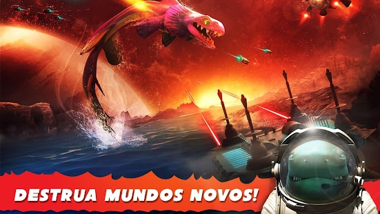Hungry Shark Evolution APK + MOD DINHEIRO INFINITO para Android imagem 3
