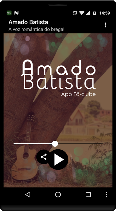 Amado Batista- screenshot