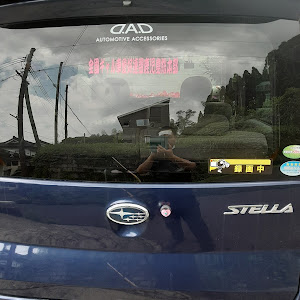 ステラ RN1のカスタム事例画像 ギャル車仕様ステラむげさんリスペクターさんの2020年07月06日13:22の投稿