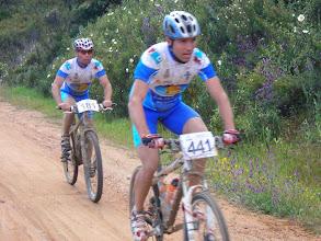 Photo: Rafa y Antonio en Brenes