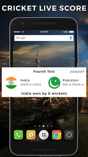 Live Cricket Match 2.0 screenshots 5