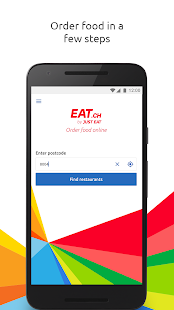 EAT.ch - Order meals online
