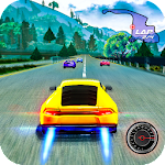 Traffic Car Highway Racing: Driving Simulator Icon