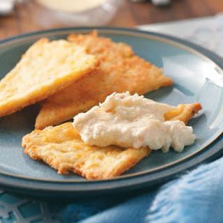 Homemade Crisp Crackers