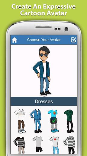 Cartoon,Avatar Maker 2.3 screenshots 2