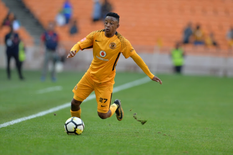 Hendrick Ekstein equalised for Kaizer Chiefs after Phathutshedzo Nange had put Black Leopards ahead.
