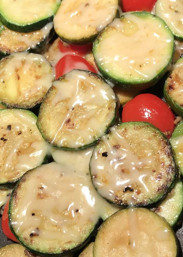 Zucchini Alla Romana Recipe