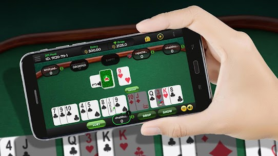 Indian Online Rummy Card Game App Free | Classic Rummy Apk  Download For Android 7