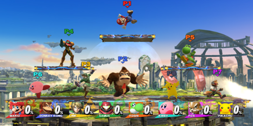 BestPlay for Smash Bros fighter Εφαρμογές (apk) δωρεάν download για το Android/PC/Windows screenshot