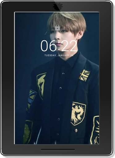 BTS V Kim Taehyung Wallpaper Offline - Best Photos 2.0.1 screenshots 12