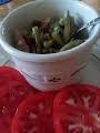 Crockpot Ham And Green Beans