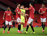 Manchester United haalt het zonder hoogstaand voetbal van Newcastle United en blijft zo de nummer twee in het klassement