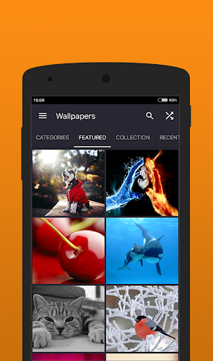Spark Wallpapers Ringtones