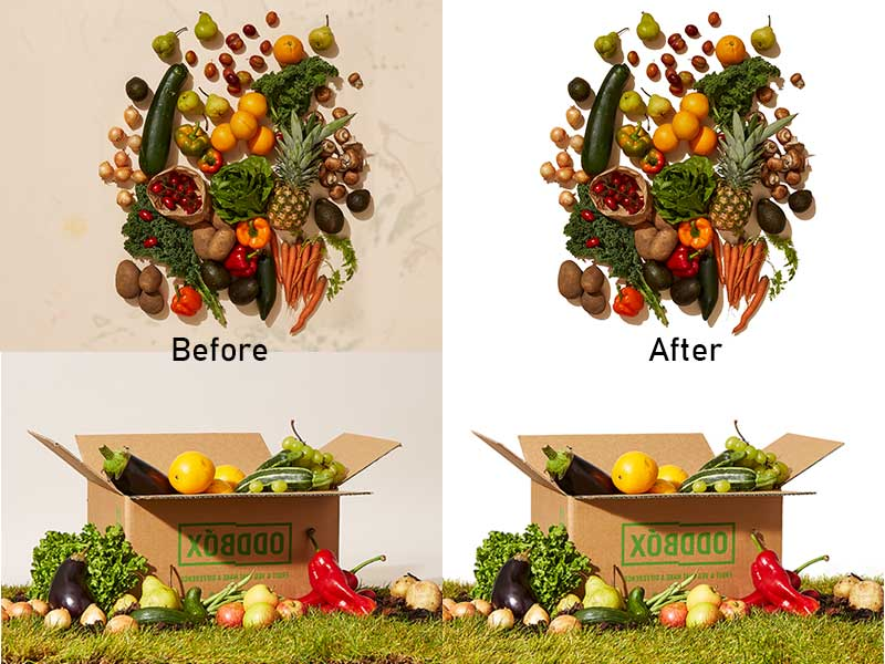 eCommerce photo editing and retouching services